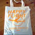 『ハッピーフライト』のバッグ