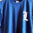 スピンオフ『L』(仮)Tシャツ