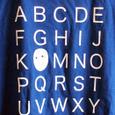 スピンオフ『L』(仮)Tシャツ(背面A)