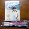 TBSドラマ「HAPPY!」記念品