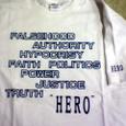 映画『HERO』Tシャツ